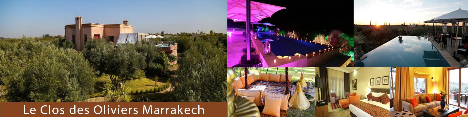 Le Clos des Oliviers Marrakech